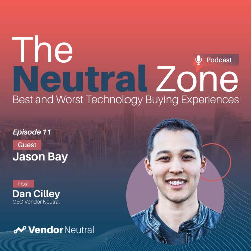 For Sales Technology Buyers A Customer Success Strategy is Key for a Successful Implementation Podcast with Jason Bay Cover Image