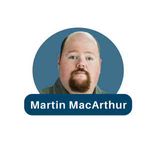 Martin MacArthur Blog Author Circle Template