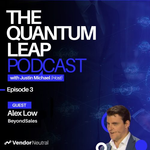 Quantum Leap Podcast with Alex Lowe