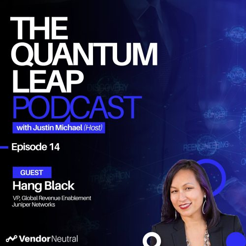 Quantum Leap Future of Sales Enablement and Sales Technology