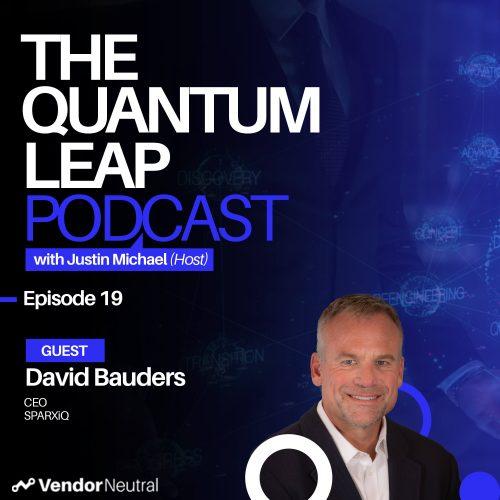The Future of Sales Training Quantum Leap Podcast Episode 19 Square Graphic