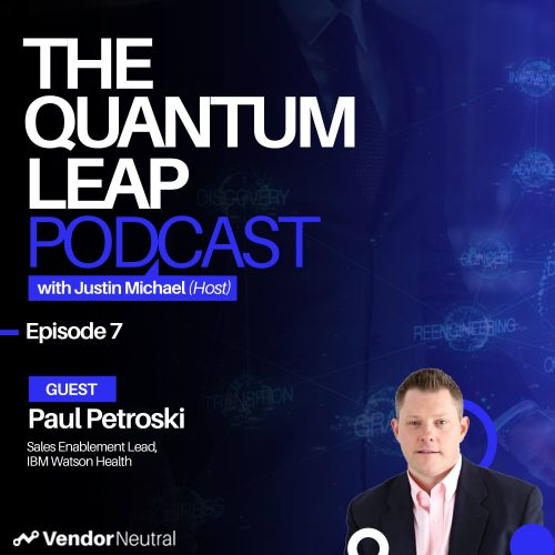 Quantum Leap Paul Petroski Sales Enablement