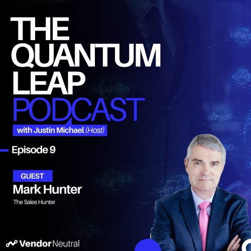 Quantum Leap Podcast with Mark Hunter