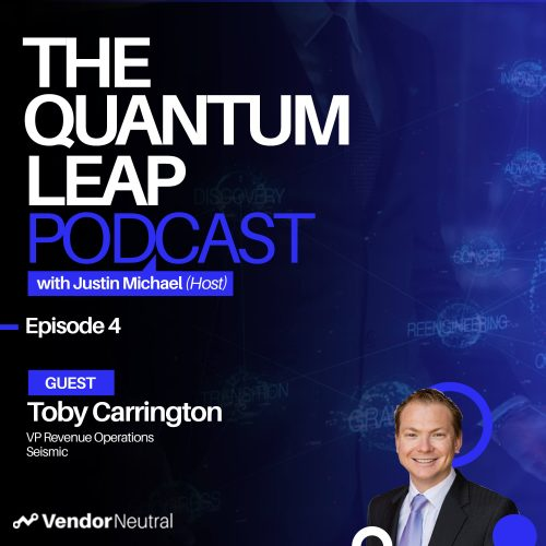 Quantum Leap Podcast with Toby Carrington