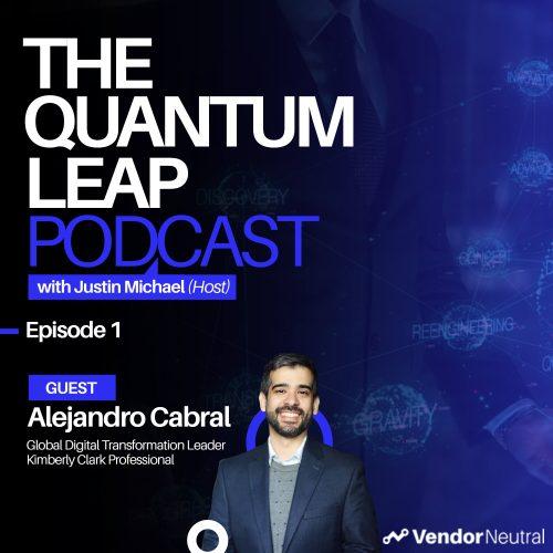 Quantum Leap Podcast Episode 1 Alejandro Cabral